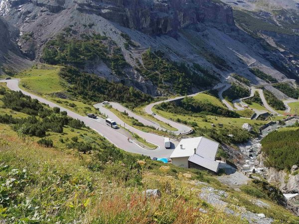 motorcycle tour in Italy