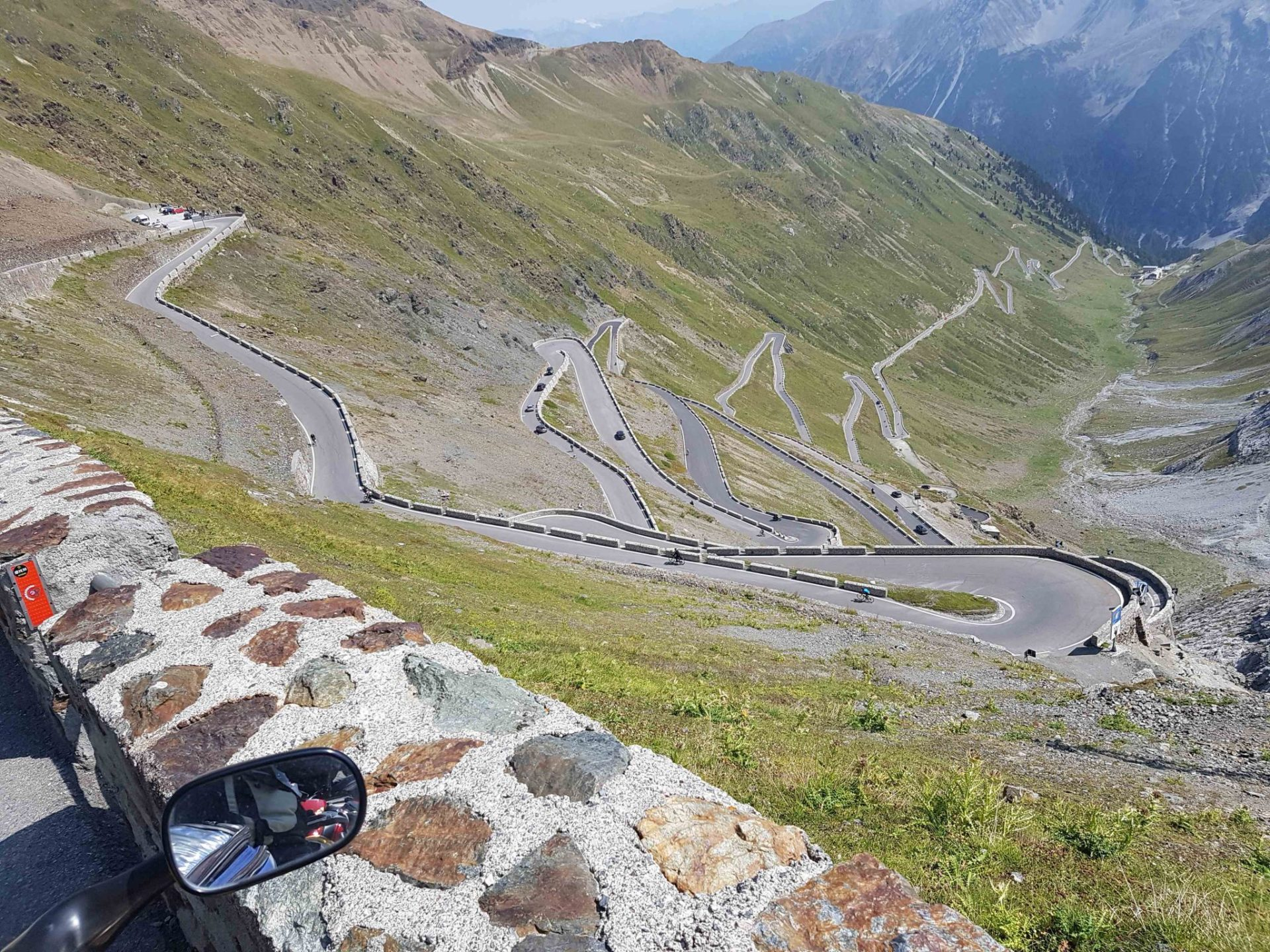 dolomites and alps passes