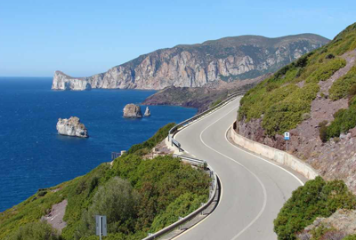sardinia by motorcycle