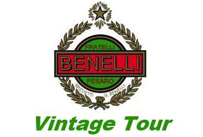 benelli vintage tour