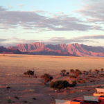 Namibia motorcycle tour