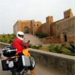 morocco on a motorcycle